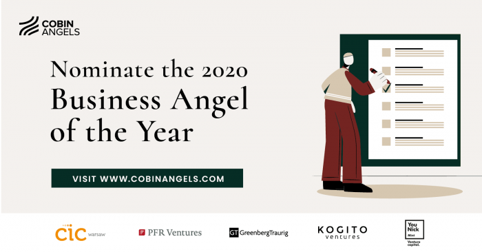 Buisness angel of the year