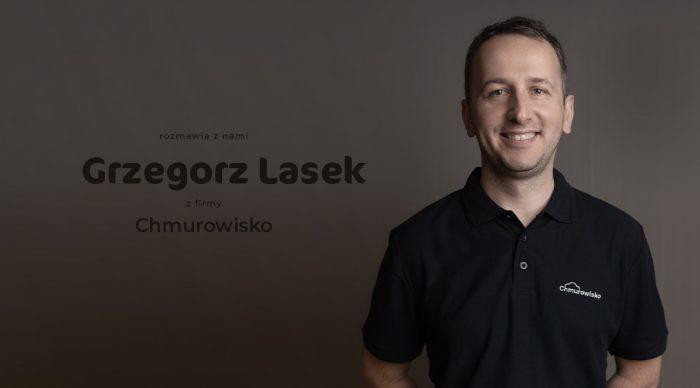 Grzegorz Lasek Google Cloud Platform